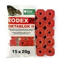 Rodex Mouse Poison Bait Blocks 45 x 20g